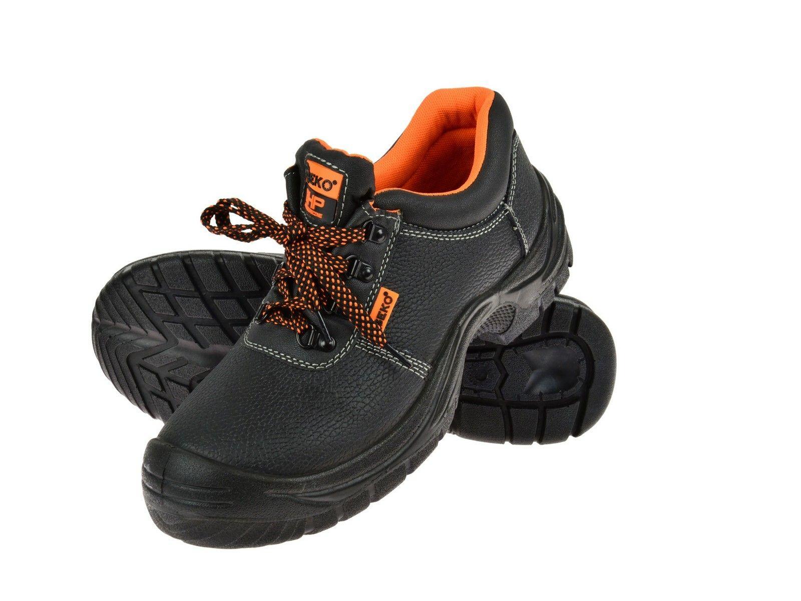 Ochranné pracovní boty model č.1 vel.45 GEKO