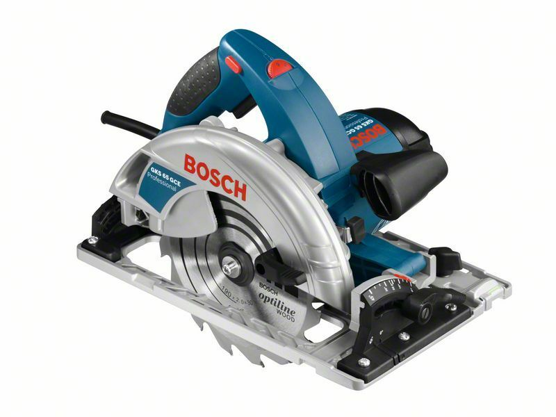 Ruční okružní pila Bosch GKS65 GCE Professional, 0601668901