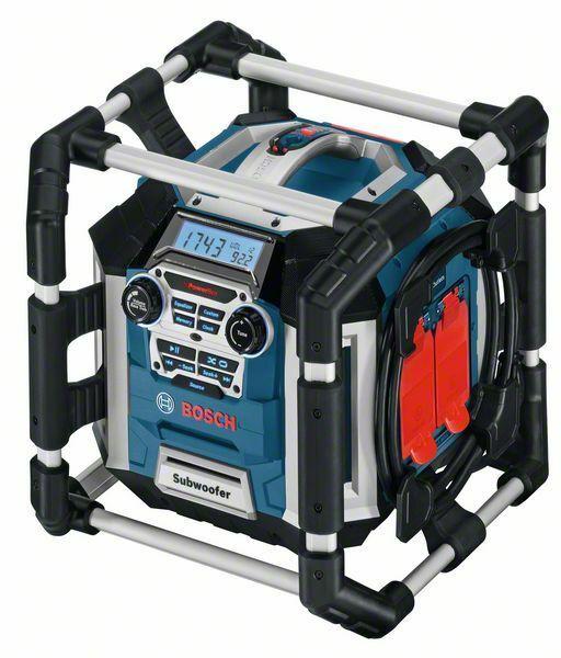 Rádio s nabíječkou Bosch GML 50 Professional, 0601429600
