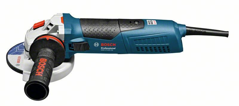 Malá úhlová bruska Bosch GWS 17-125 CIE Professional, 1.700 W, 060179H002