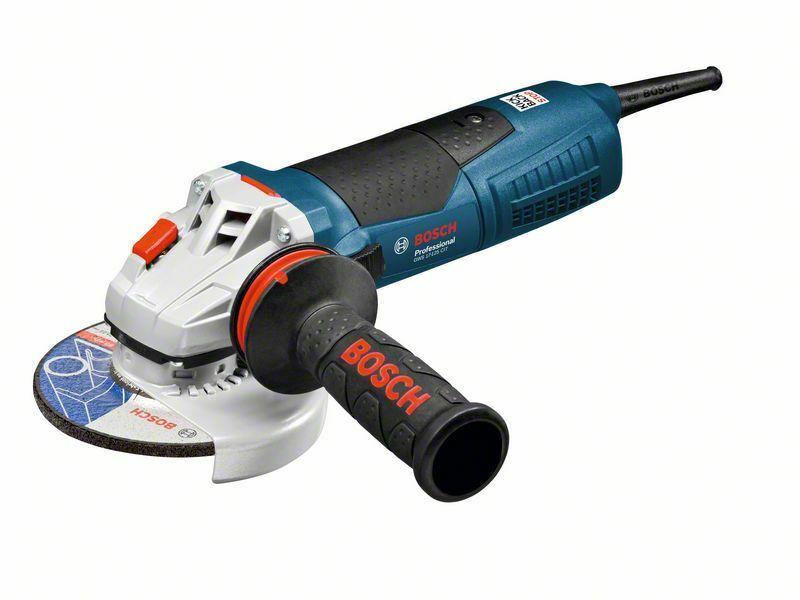 Malá úhlová bruska Bosch GWS 17-125 CIT Professional, 1.700 W, 060179J002