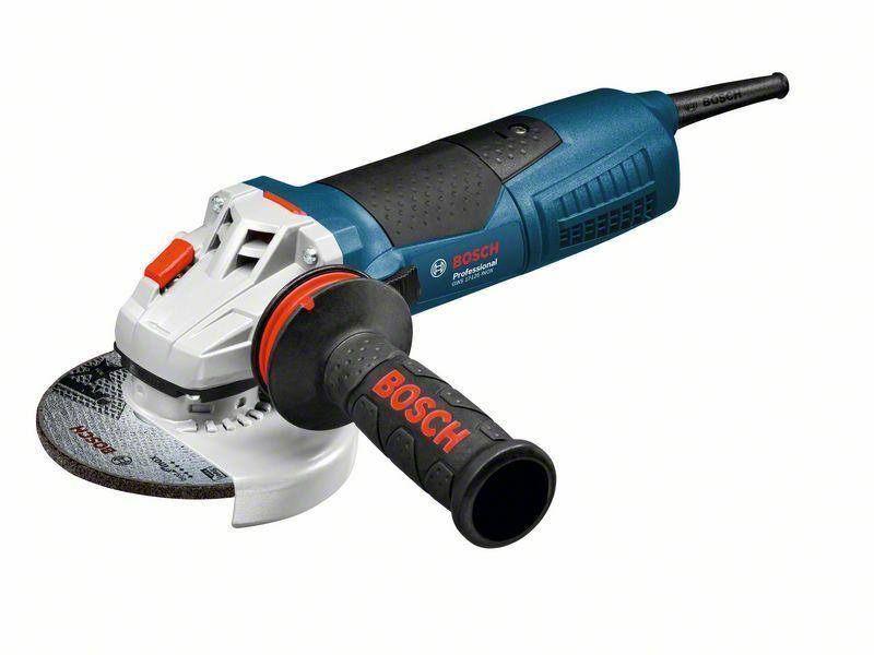 Malá úhlová bruska Bosch GWS 17-125 INOX Professional, 1.700 W, 060179M002