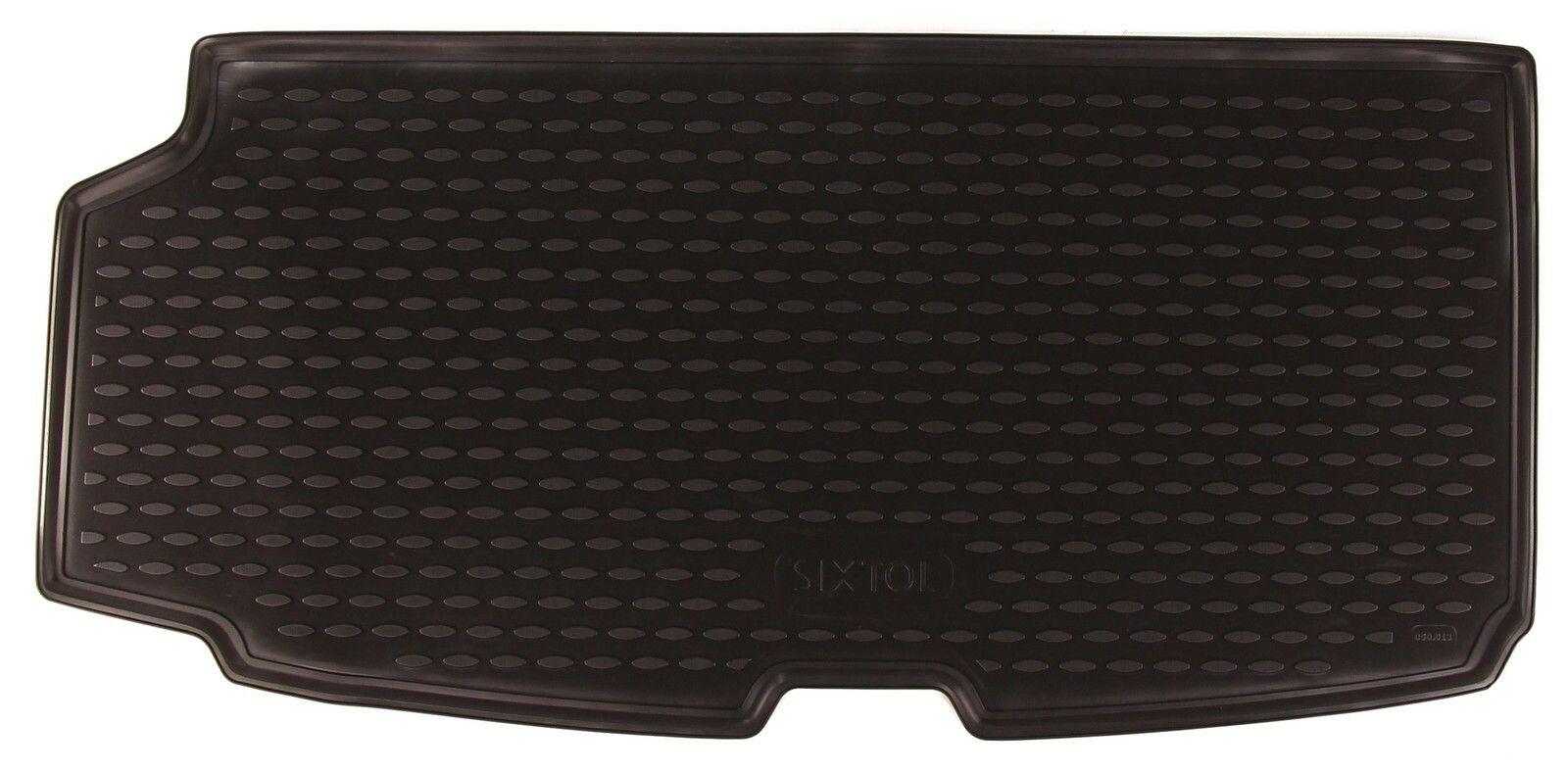 Vana do kufru gumová VOLVO XC90, 2015->,7 sedadel, krátká varianta SIXTOL