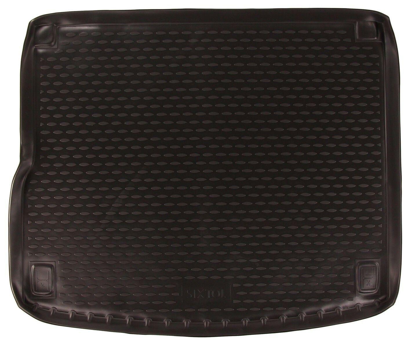 Vana do kufru gumová VW Touareg I 2003-2010, SUV. SIXTOL