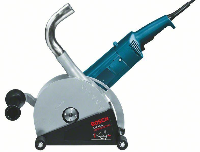 Elektrická drážkovací frézka do zdiva Bosch GNF 65 A Professional, 2.400 W, 0601368708