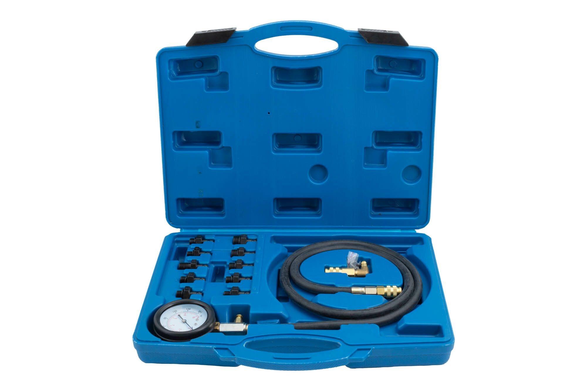 Profesionální tester tlaku motorového oleje QUATROS