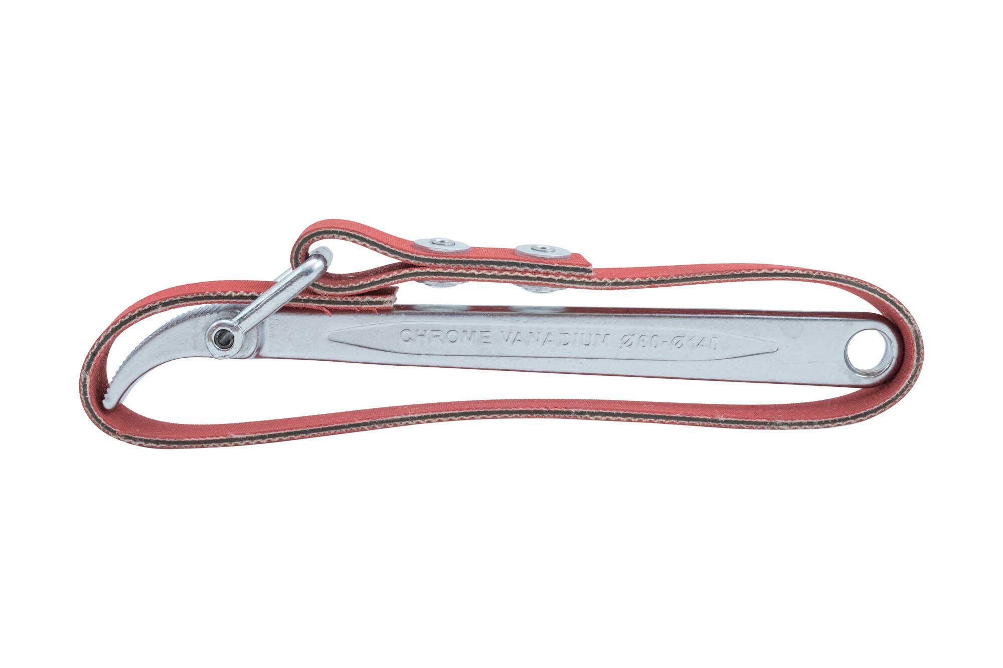 Klíč na olejové filtry s pásem QUATROS