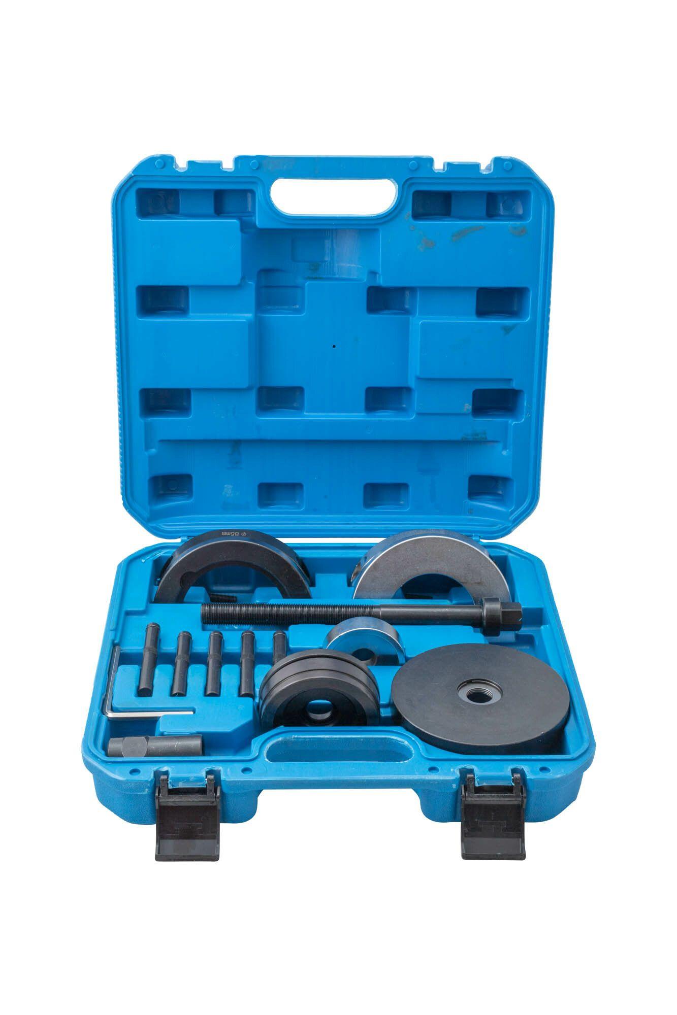 Stahovák pro montáž a demontáž ložisek kol (náboje) 85 mm, VW T5 a další QS80177 QUATROS