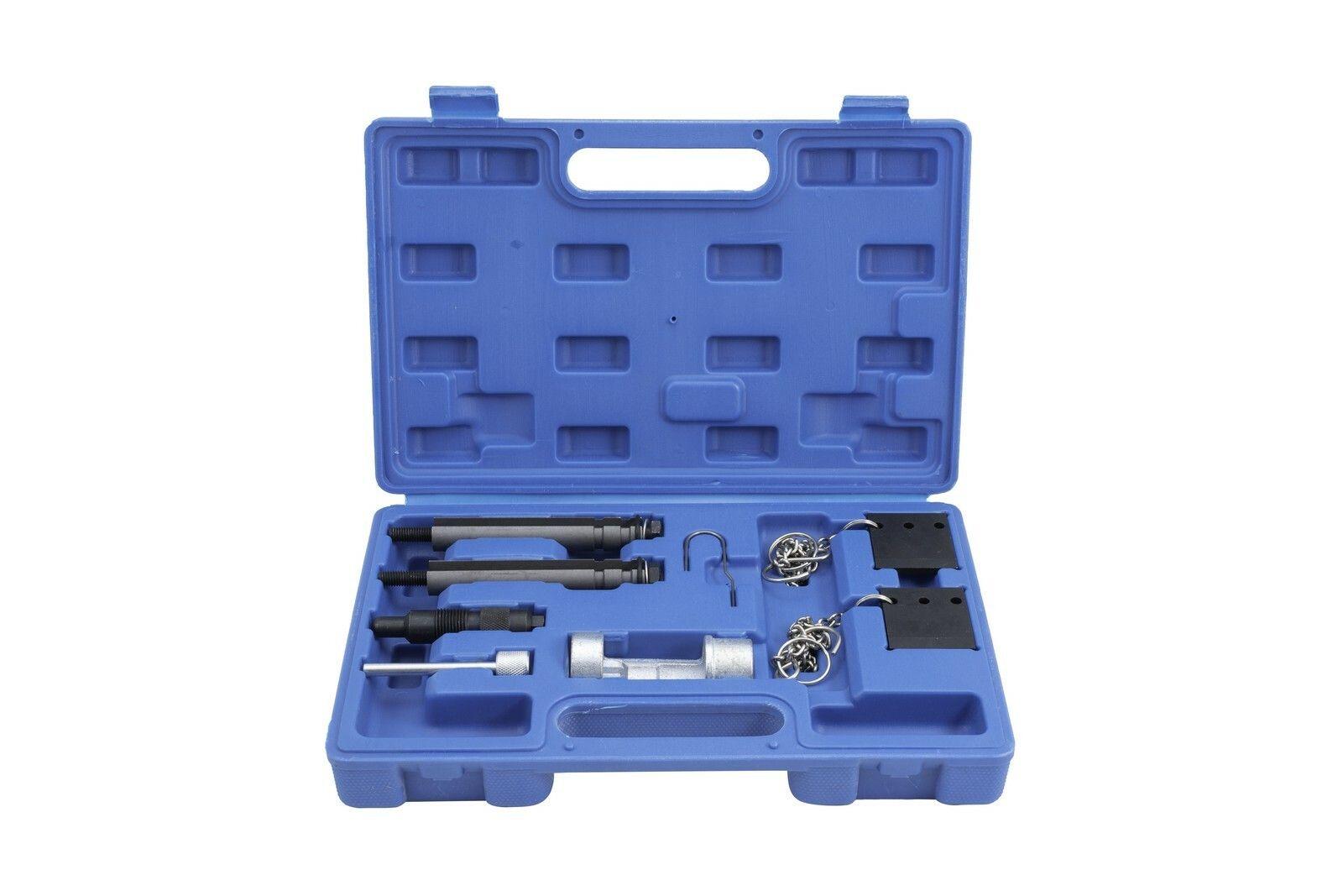 Přípravky aretací motoru (rozvodu) VAG 2.5 V6, 3.3 V8 TDi QUATROS QS10356A