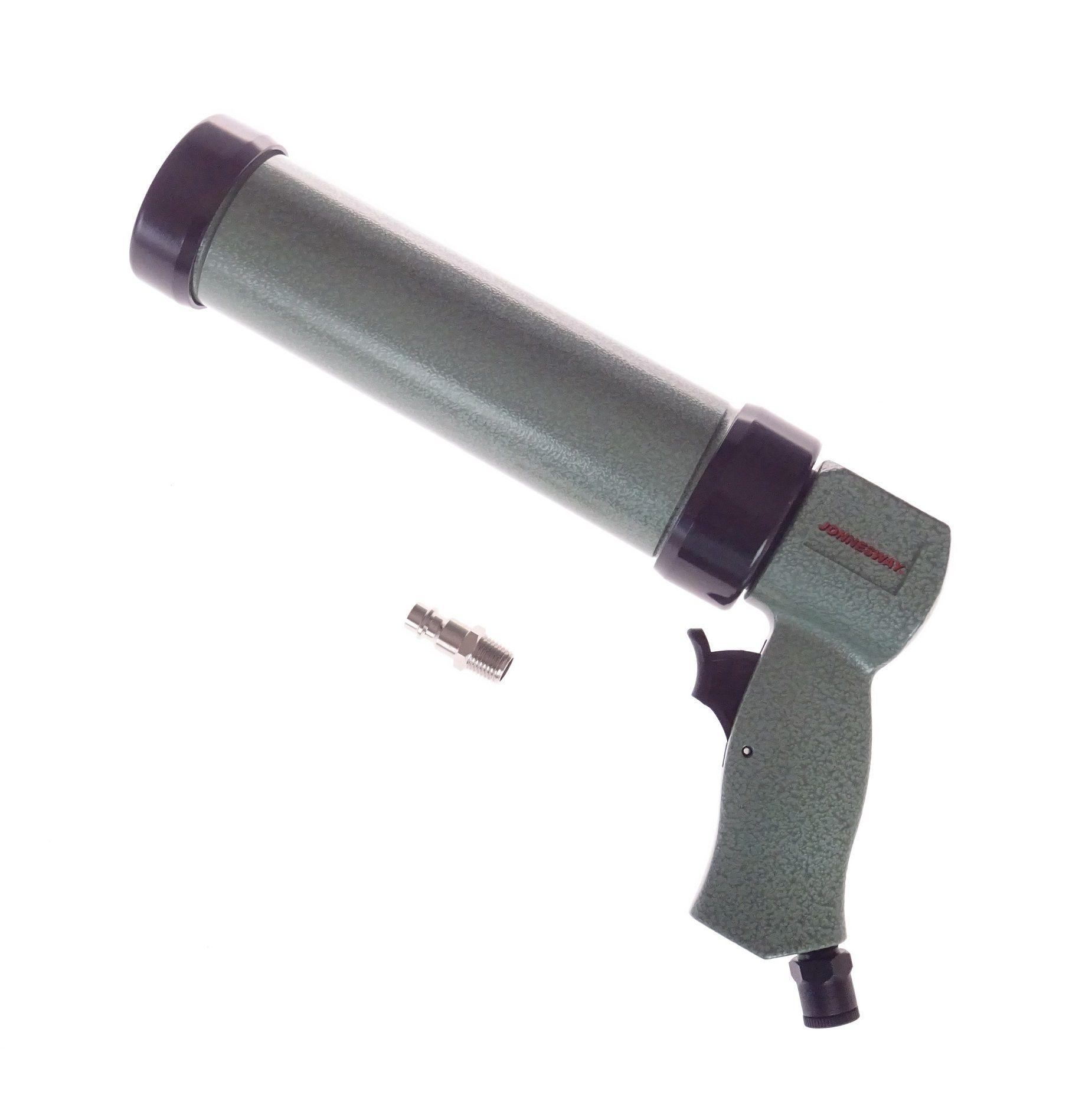 Pneumatická vytlačovací pistole pro kartuše - JONNESWAY JA-5032