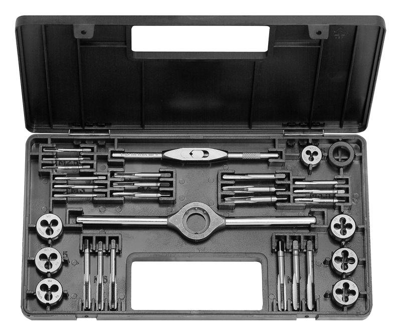 Souprava závitořezných nástrojů, 238913.2, M0-II HSS /340 070/ BUČOVICE TOOLS