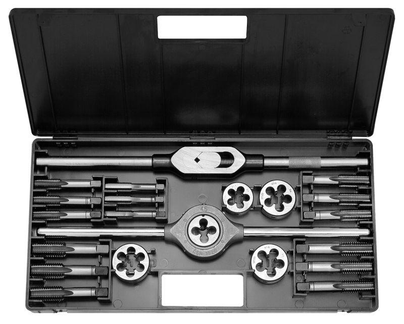 Souprava závitořezných nástrojů, 238915.2, M2-II HSS /340 200/ BUČOVICE TOOLS