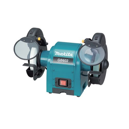 Dvoukotoučová bruska Makita GB602, 250W, 150 mm
