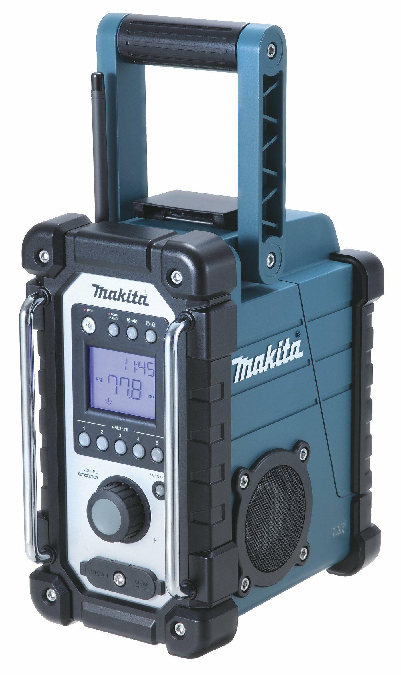 Aku stavební rádio Makita DMR102, 2x 3,5W