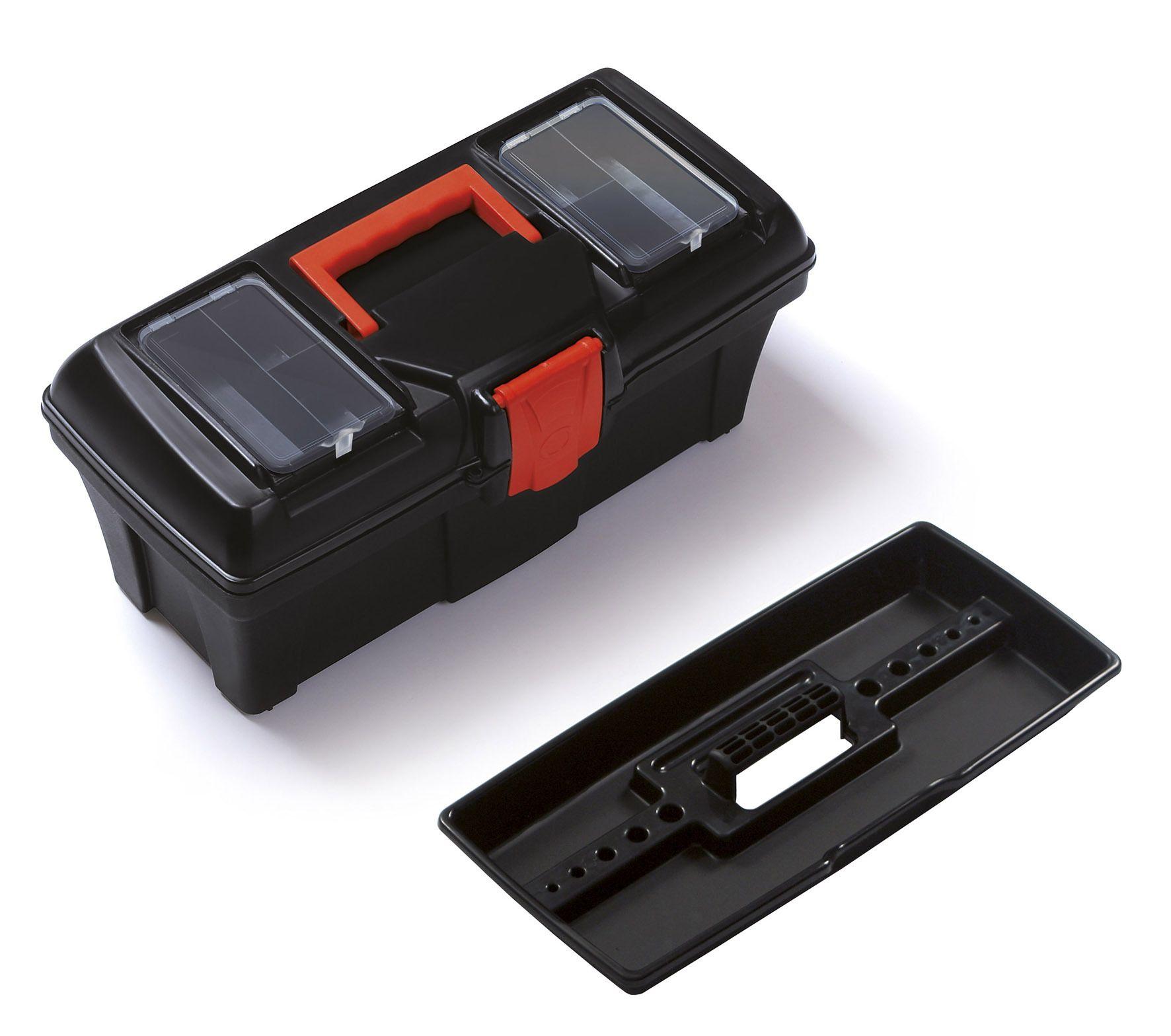 """Plastový box na nářadí 15"""", nosnost 8,5 kg, MUSTANG Prosperplast"""