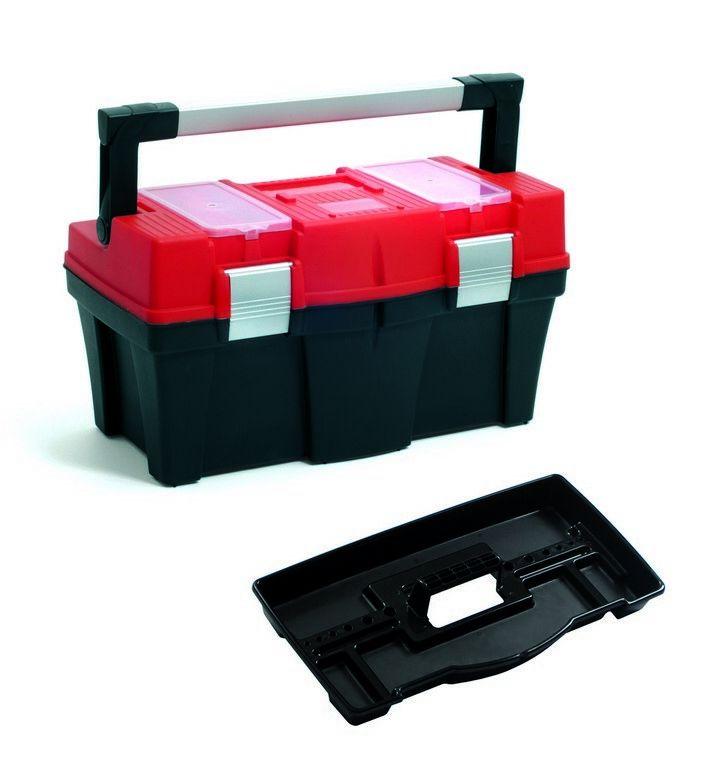 """Plastový box na nářadí 18"""", nosnost 13 kg, APTOP Prosperplast"""