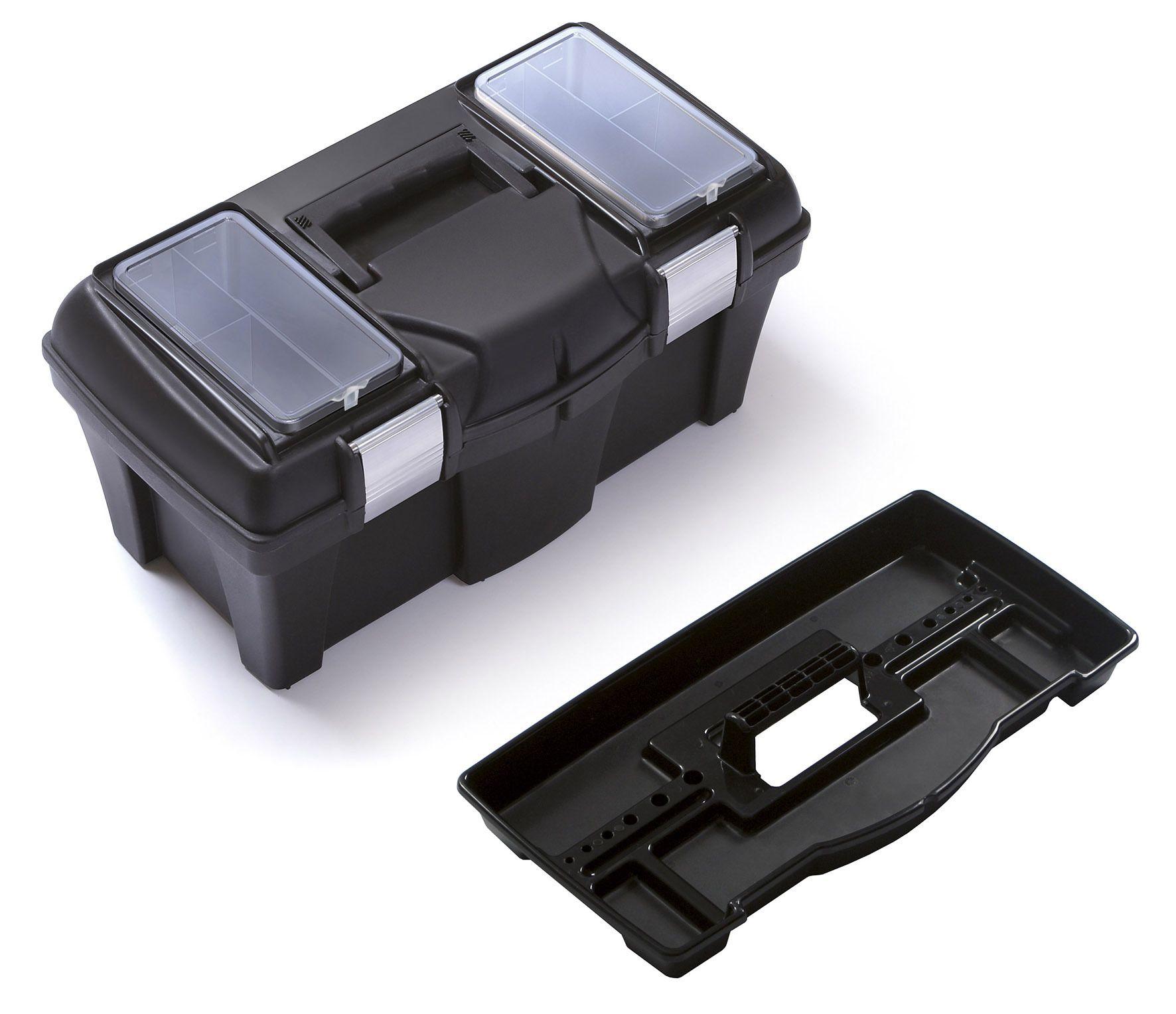 """Plastový box na nářadí 18"""", nosnost 12 kg, VIPER Prosperplast"""