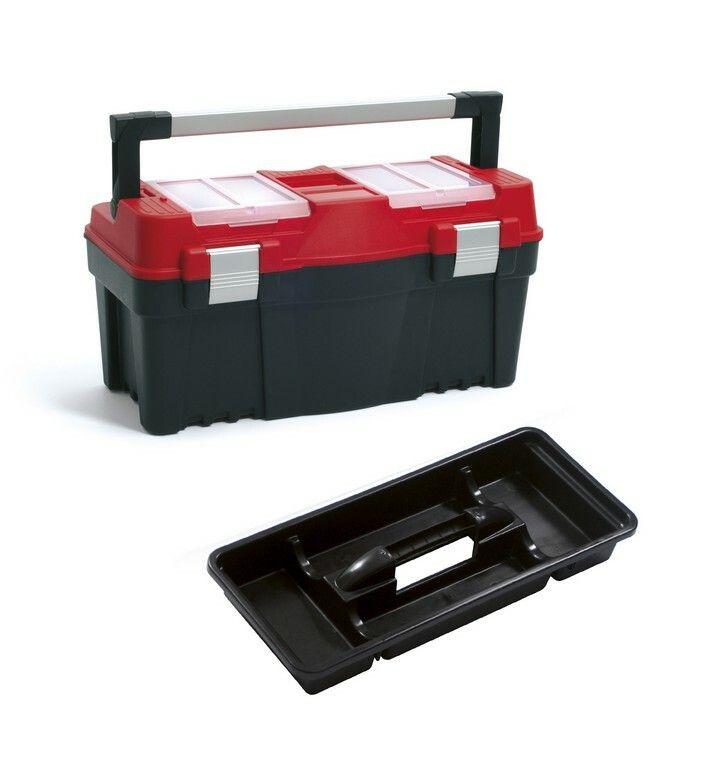 """Plastový box na nářadí 22"""", nosnost 20 kg, APTOP Prosperplast"""