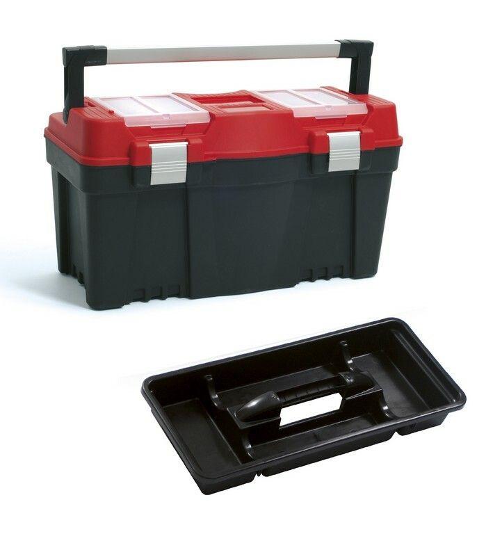 """Plastový box na nářadí 23,5"""", nosnost 25 kg, APTOP Prosperplast"""