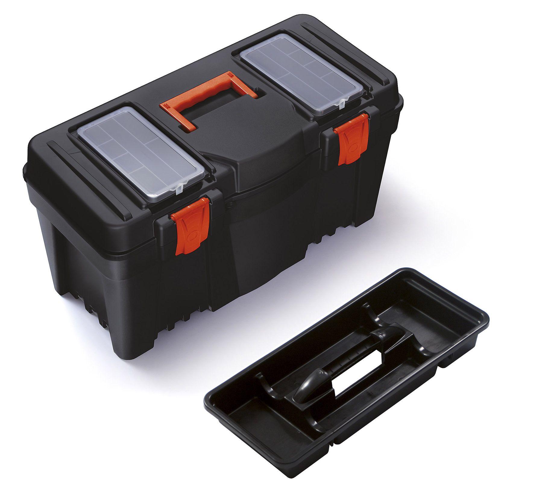 """Plastový box na nářadí 23,5"""", nosnost 21 kg, MUSTANG Prosperplast"""