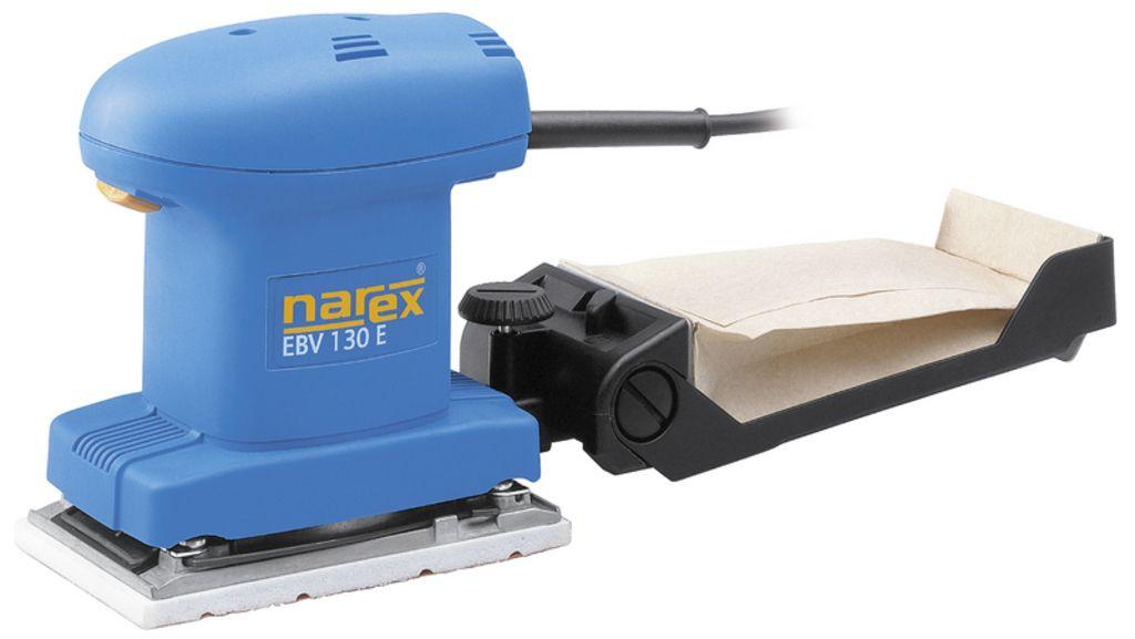 EBV 130 E Bruska vibrační, Narex, 00629439