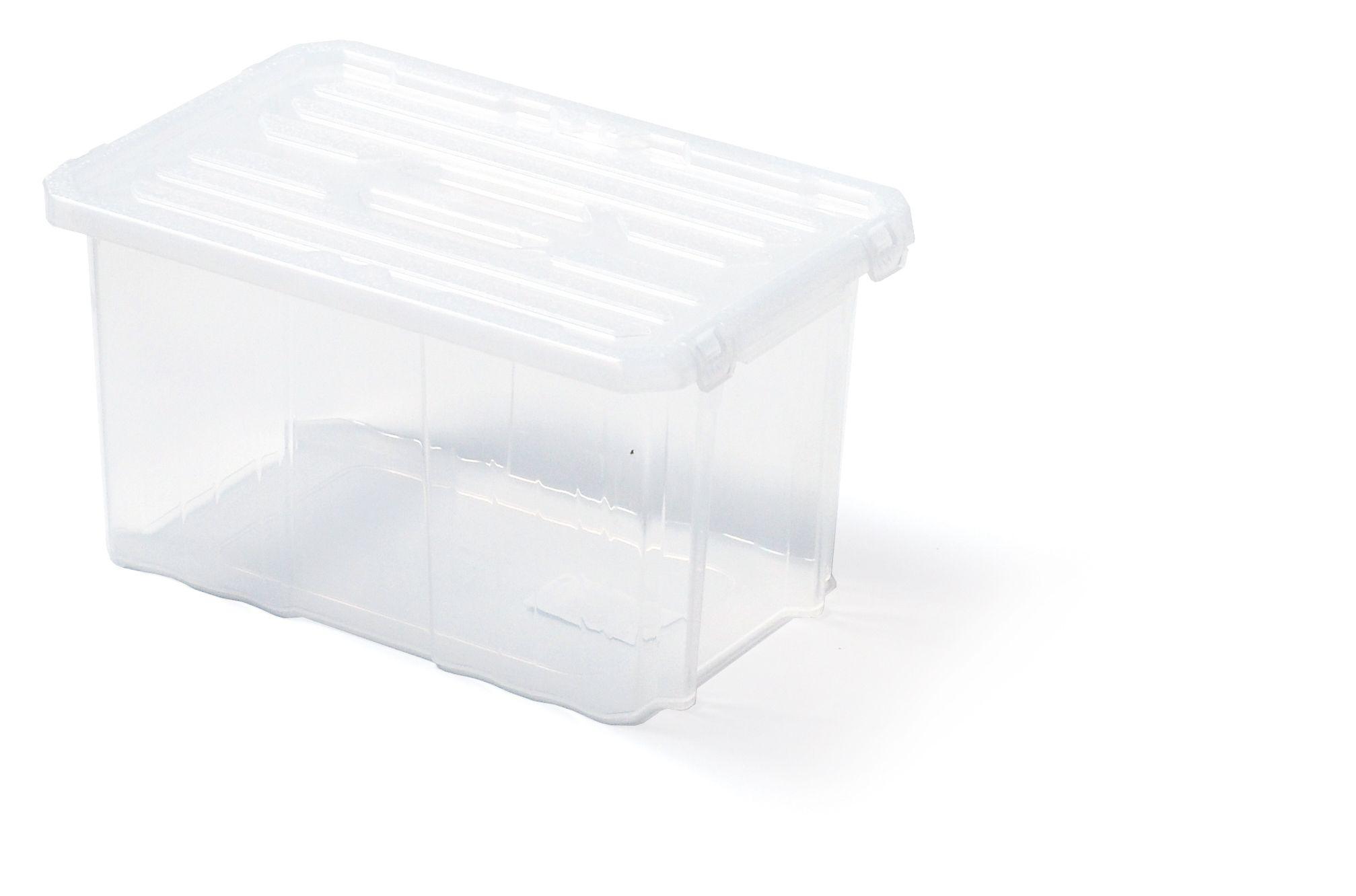 """Plastové víko na úložný CARGOBOX 12"""" Prosperplast"""