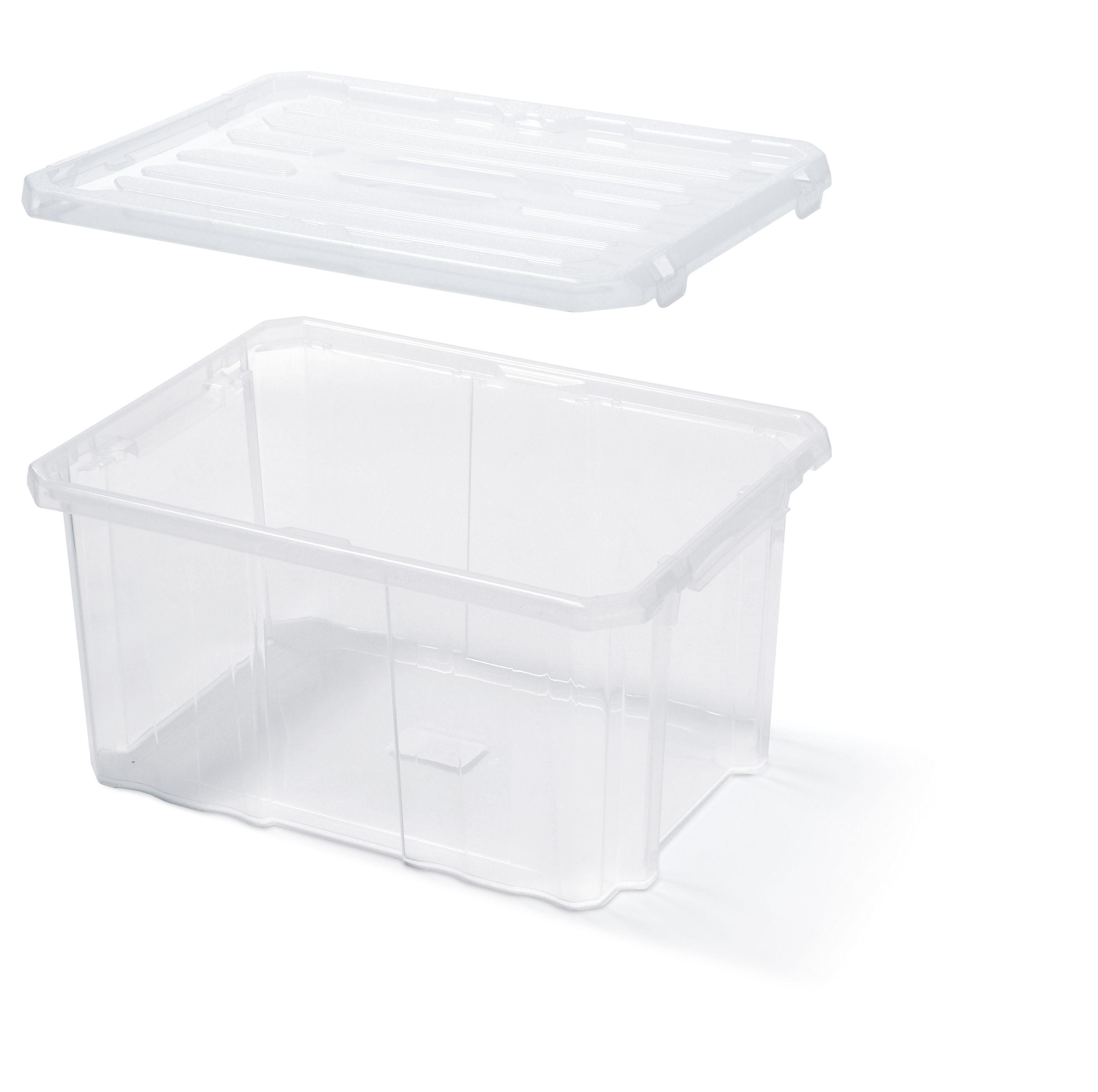 """Plastové víko na úložný CARGOBOX 16"""" SIXTOL"""
