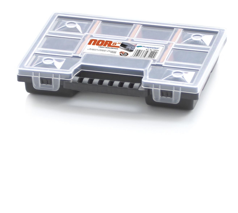 Plastový organizér NOR 195x155x35 PROSPERPLAST