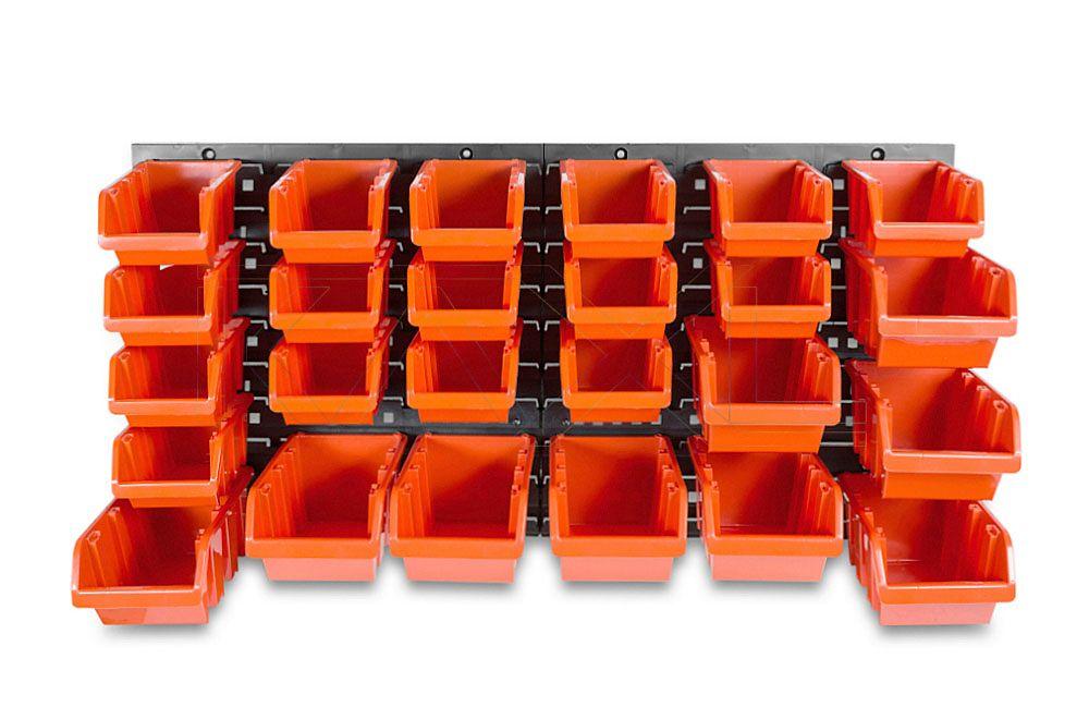 Závěsný organizér/držák s 28 boxy NTBNP1 ORDERLINE Prosperplast