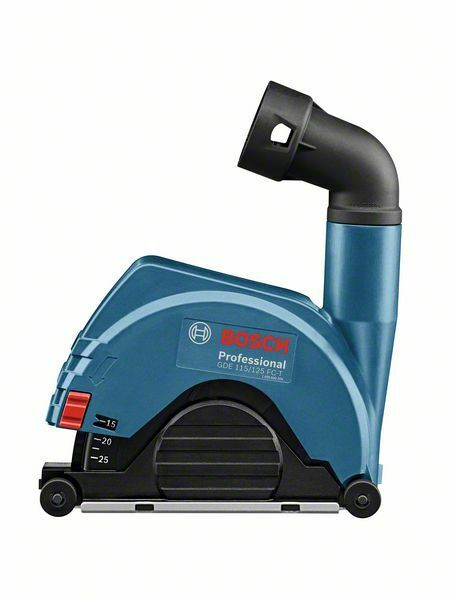 Kryt odsávací Bosch GDE 115/125 FC-T Professional, 1600A003DK