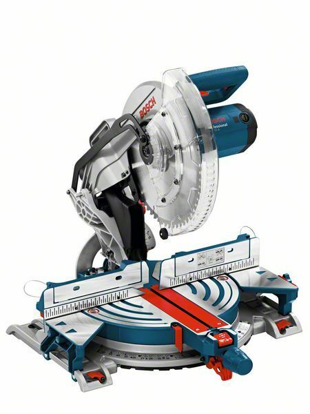 Pokosová pila Bosch GCM 12 JL Professional, 0601B21100