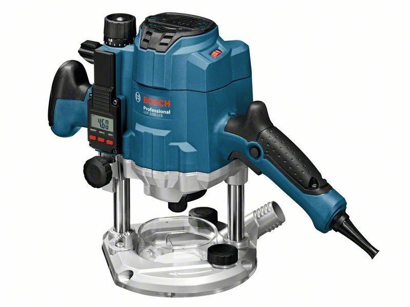 Horní frézka Bosch GOF 1250 LCE Professional, 0601626101