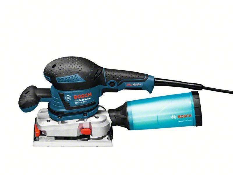 Vibrační bruska Bosch GSS 280 AVE Professional, 0601292901
