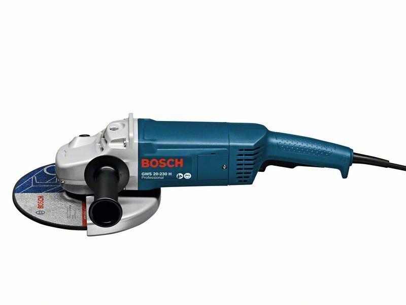 Velká úhlová bruska Bosch GWS 24-180 LVI Professional