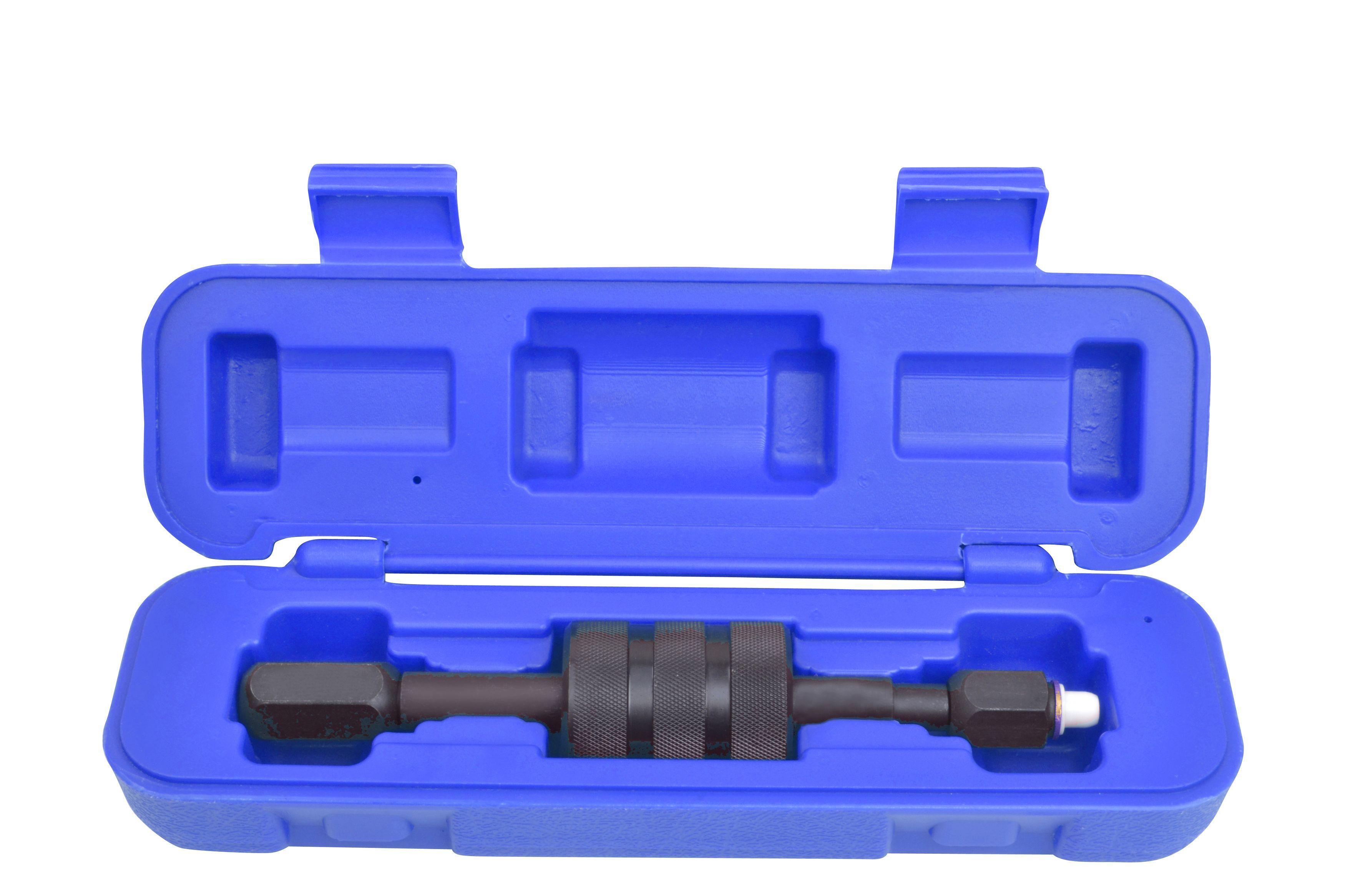 Rázový vytahovák vstřikovačů, stahovák vstřiků diesel QUATROS