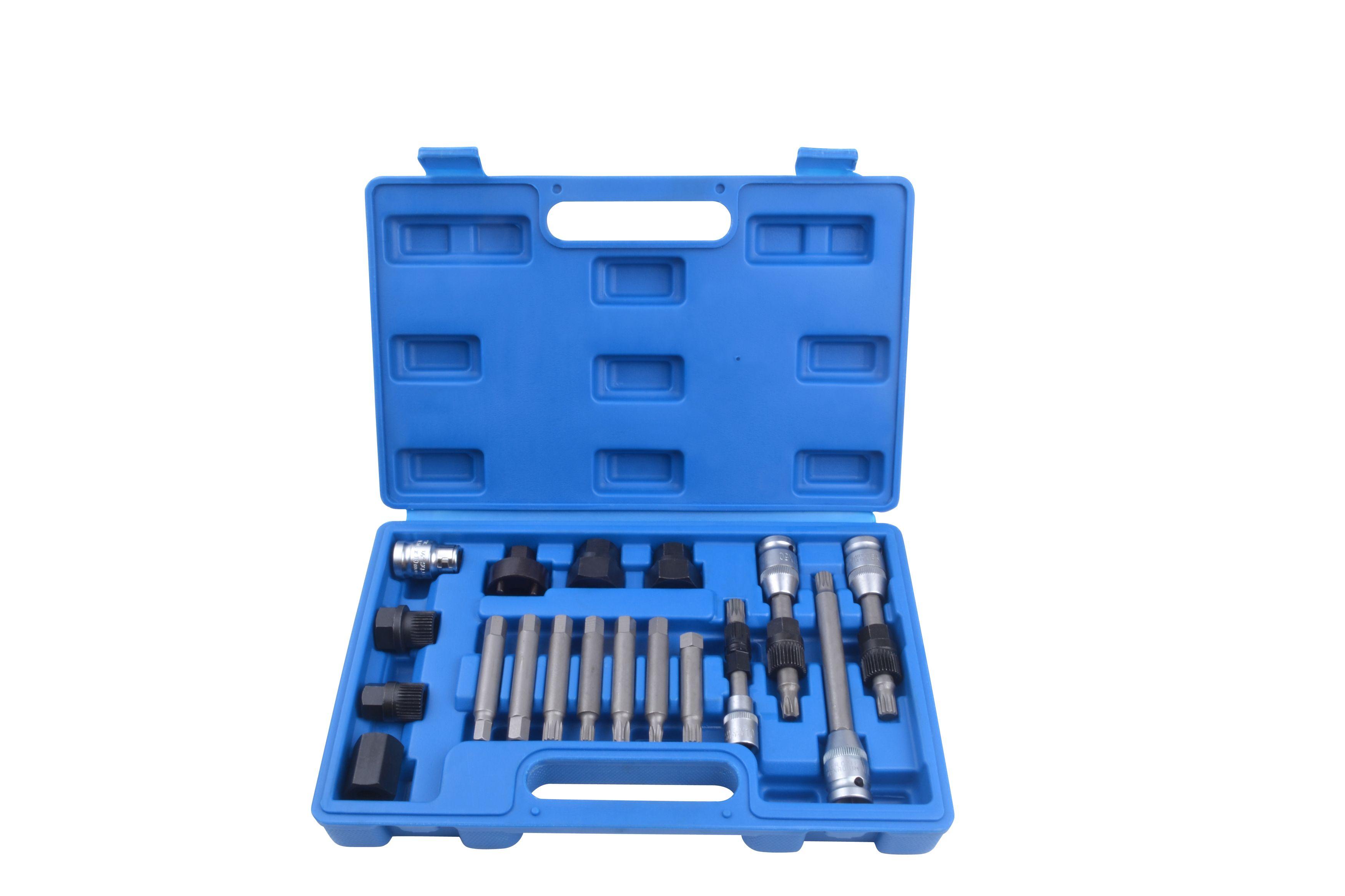 Sada klíčů na alternátory 18 dílná QUATROS QS20341