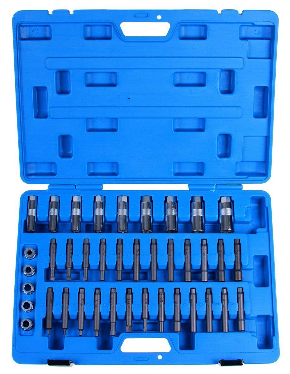 Klíče na montáž a demontáž tlumičů, sada 39 kusů QUATROS