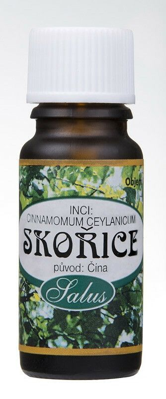 Esenciální olej - Skořice 10ml SALOOS