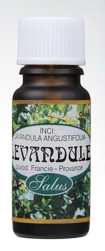 Esenciální olej - Levandule 10ml SALOOS