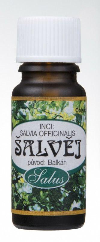 Esenciální olej - Šalvěj 10ml SALOOS