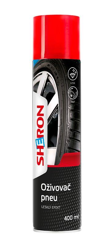 Oživovač pneu 400 ml SHERON
