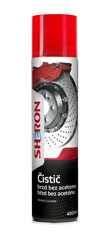SHERON Čistič brzd 400 ml