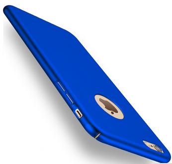 Plastový kryt pro Apple iPhone 7 plus, modrý SIXTOL