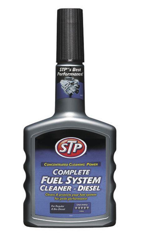 Čistič paliv systému diesel 400ml - ks STP
