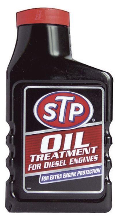 Přísada do oleje, diesel 300 ml STP