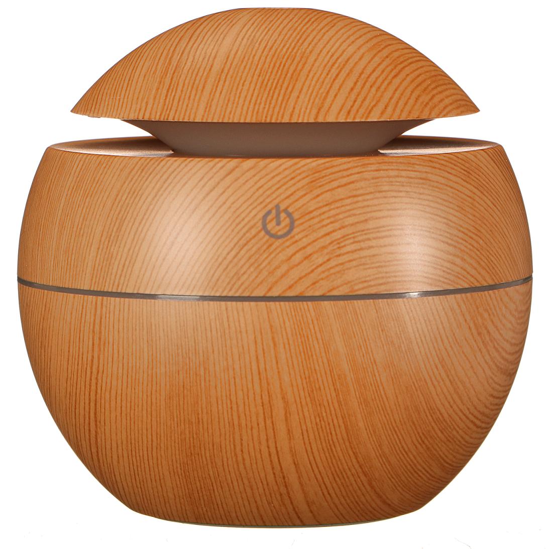 Aroma difuzer Ball světlé dřevo 130ml SIXTOL