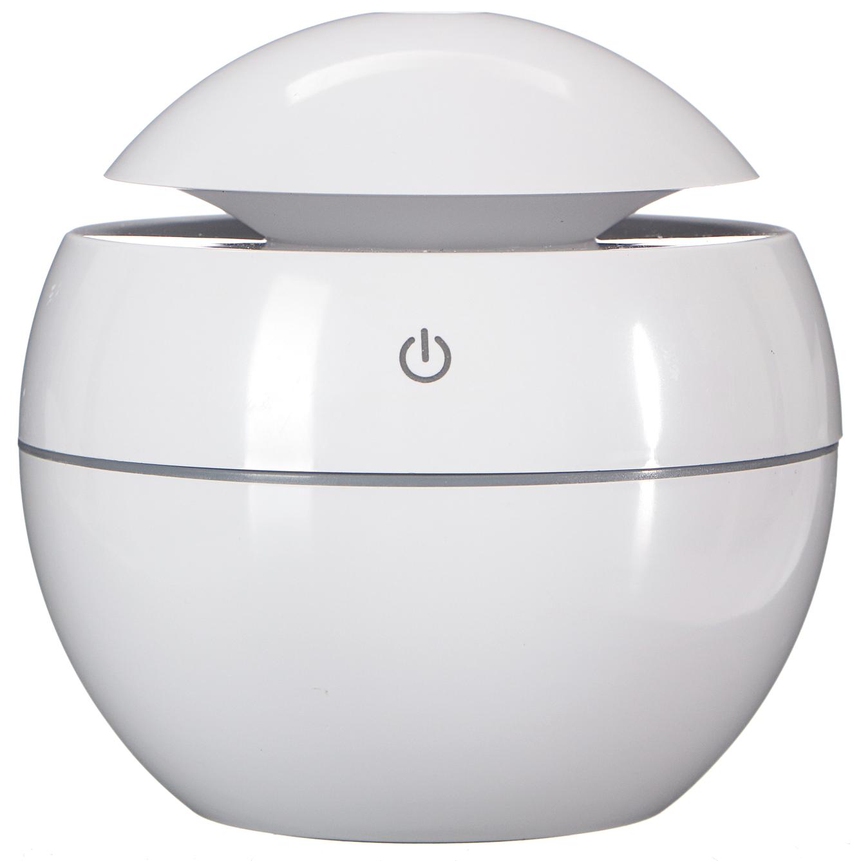 Aroma difuzer Ball bílá lesk 130ml SIXTOL
