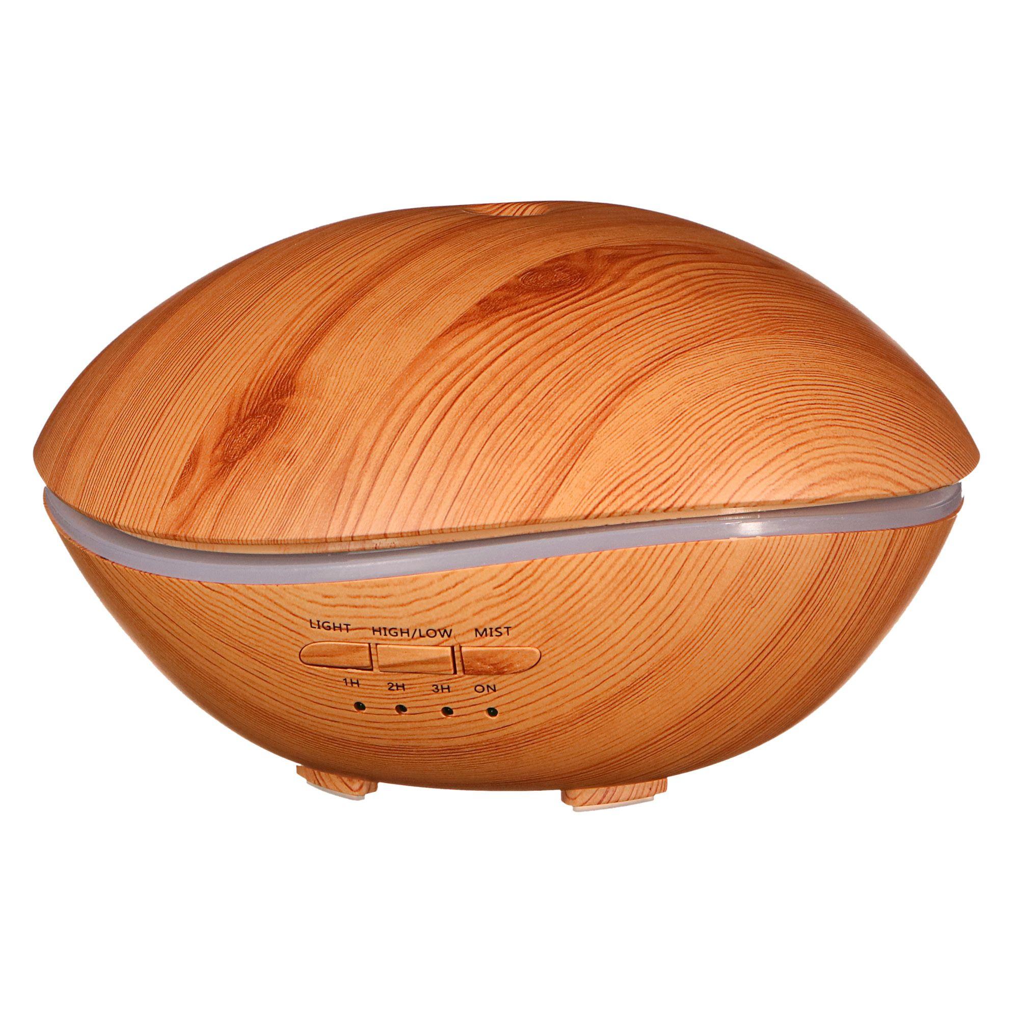 Aroma difuzer Stone světlé dřevo 500ml SIXTOL