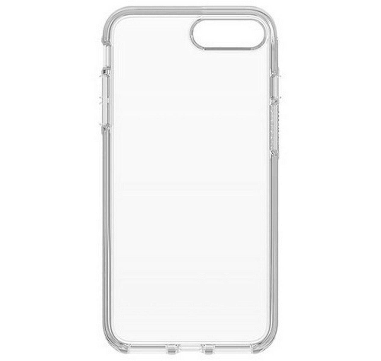Silikonový kryt pro Apple iPhone 7 plus, transparentní SIXTOL
