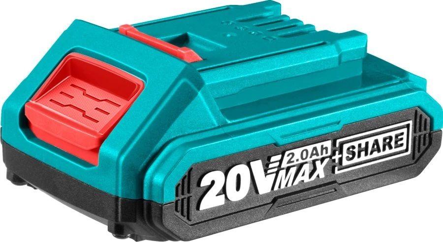 TOTAL TFBLI2001E Baterie akumulátorová, 20V Li-ion, 2000mAh, industrial